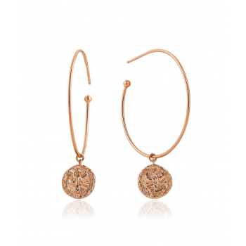 Earrings Coins Boreas