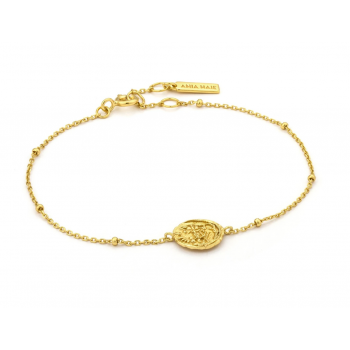 Bracelet Coins Emblem