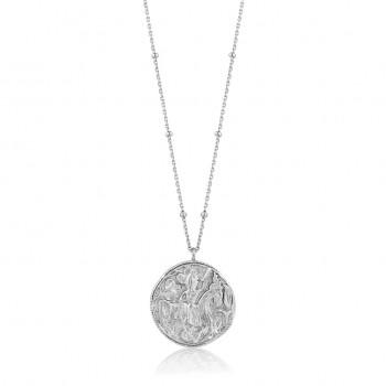 Necklace Coins Greek Warrior