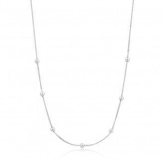 Necklace Modern Beaded
