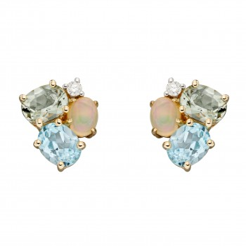 Earrings Ivanna