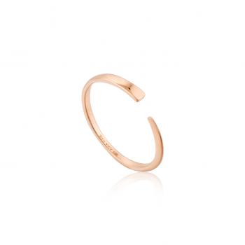 Flat Adjustable Ring