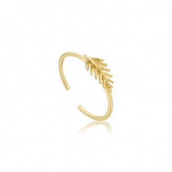 Gold Small Palm Adjustable...