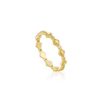 Gold Bohemia Ring