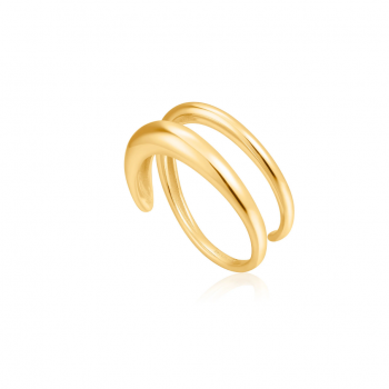 Gold Luxe Twist Adjustable...