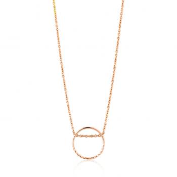 Rose Gold Twist Chain...