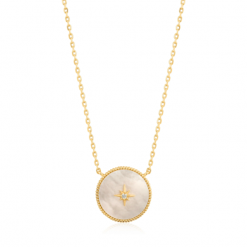 Gold Mother Of Pearl Emblem...