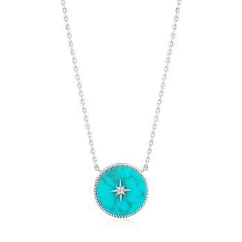 Silver Turquoise Emblem...