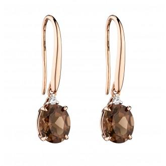 Earrings Oralie