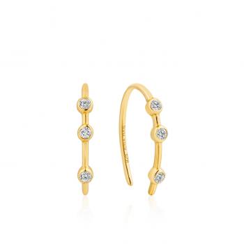 Gold Shimmer Stud Hook