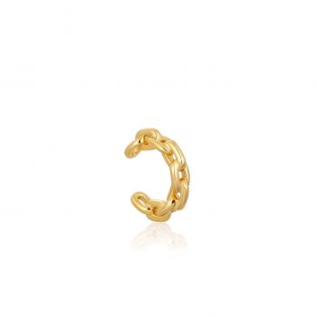 Gold Chain Ear Cuff