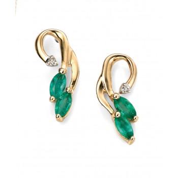 Earrings Prune