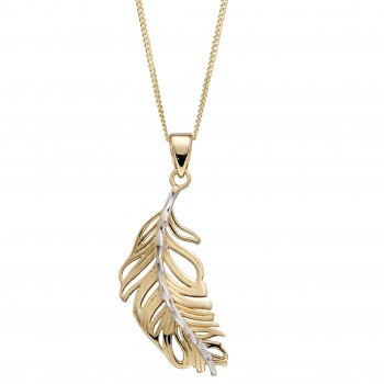 Necklace Plume